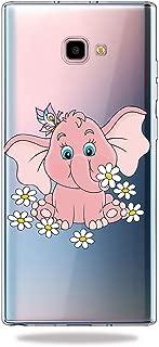 Ultra Thin Suave TPU Caso Color Caramelo Suave Silicona Case Cover para Samsung Galaxy J5 2016 J510,Oso Relieve Pintura Suave Silicona Caso de Goma FNBK Samsung Galaxy J5 2016 J510 Funda