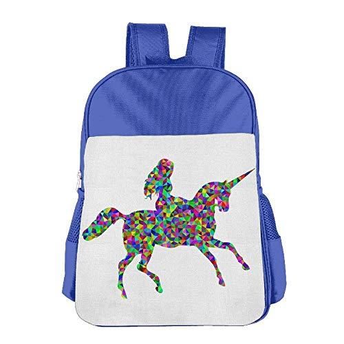 Always Be A Unicorn Children Schoolbag School Bag School Bagpack Bag For 4-15 Years Old Pink S7