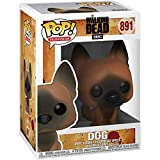 Lotoy Funko Pop Television : The Walking Dead - Dog Collectible Figure #891 Gift...