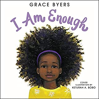 I Am Enough audiobook cover art