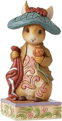 Enesco Jim Shore Heartwood Creek Benjamin Bunny Figurine