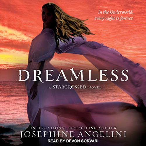 Dreamless  By  cover art