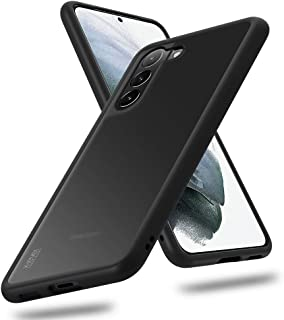 X-level Samsung Galaxy S21+ Plus Case Slim Thin Matte Finish Military Grade Protective Hard Back Cover with Soft Edge Bump...