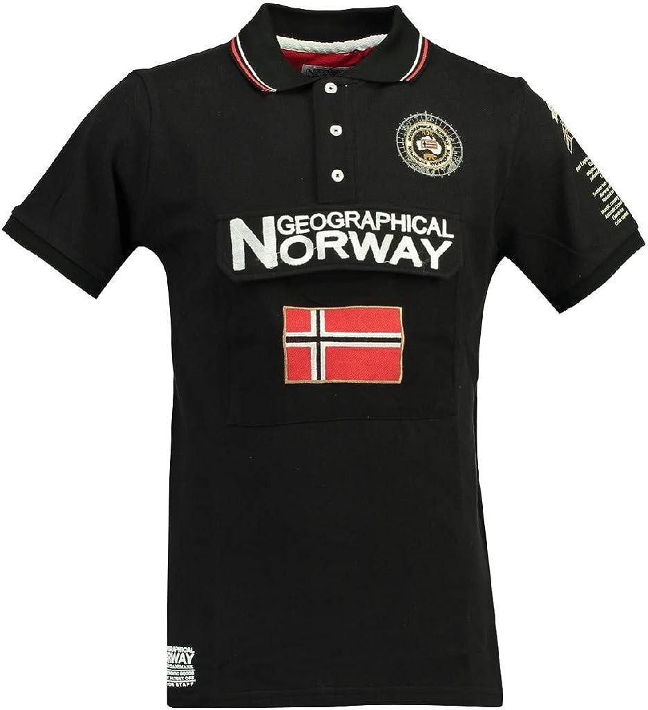 Geographical Norway Polo DE Hombre KAYFOUR