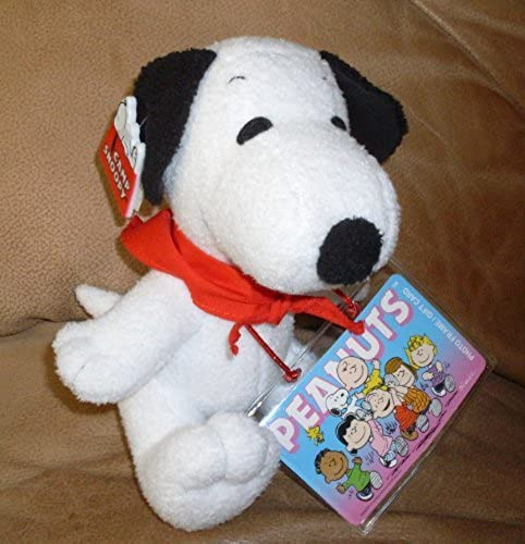 Peanuts Camp Snoopy Scout 8 Plush -by Determined by Determined
