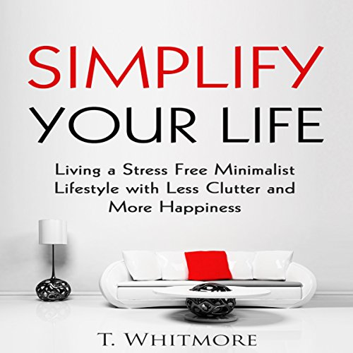 Simplify Your Life audiobook cover art