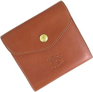 イルビゾンテ ILBISONTE 二つ折り財布 メンズ レディース C0424P-214 ブラウン ブラウン[sw]
