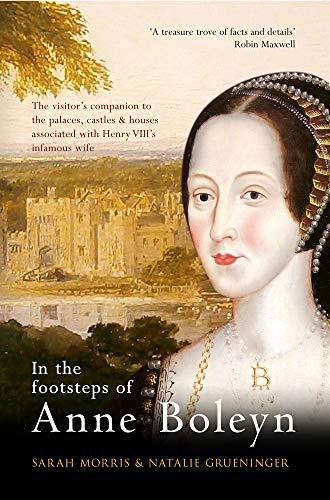 In Footsteps of Anne Boleyn book