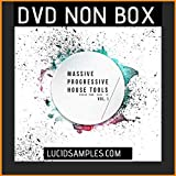 MASSIVE Samples Packs Massive Progressive House Tools - 34 presets de gama alta para NI Massive Synth  DVD non BOX