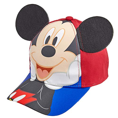Disney Infant Mickey Mouse Cotton Baseball Cap - 100% Cotton [6014]