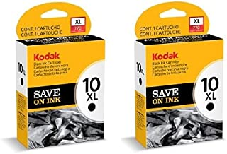 Kodak 10xl Ink Cartridge - Black (Pack of 2)