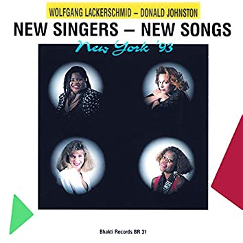 New Singers - New Songs (New York '93)