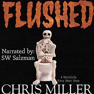Flushed audiobook cover art