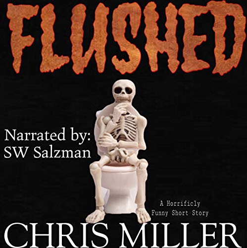 Flushed audiobook cover art