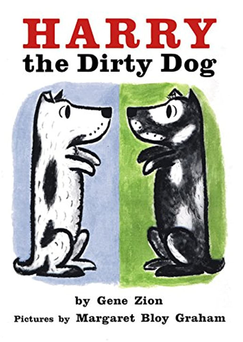 特徴づける主に荒涼としたHarry the Dirty Dog (Harry the Dog) (English Edition)