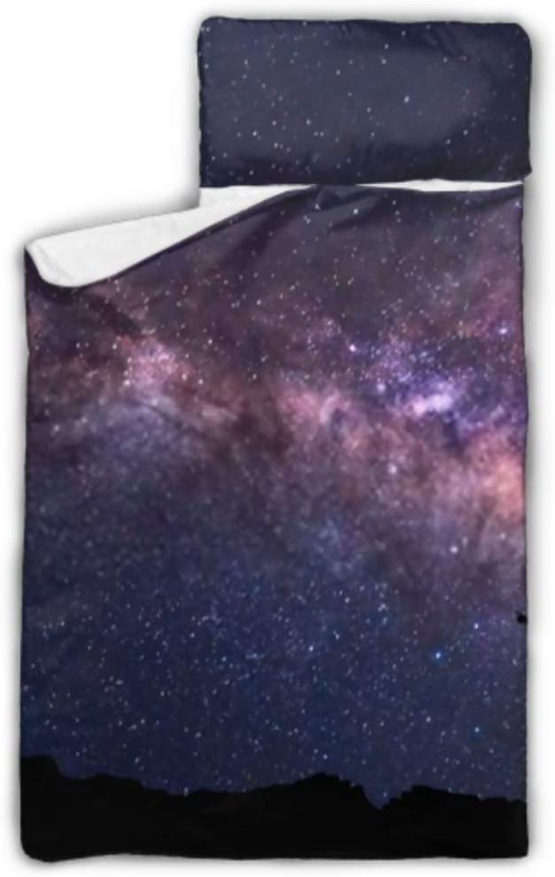 HJSHG Kids Sleeping Bag Starcatcher W Person Next Milky Standing At the favorite price of surprise