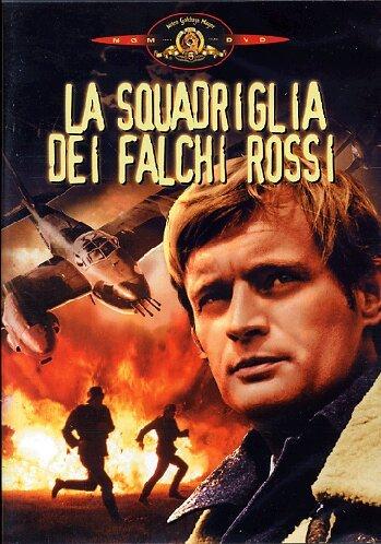 la squadriglia dei falchi rossi registi boris saga [Italia] [DVD]