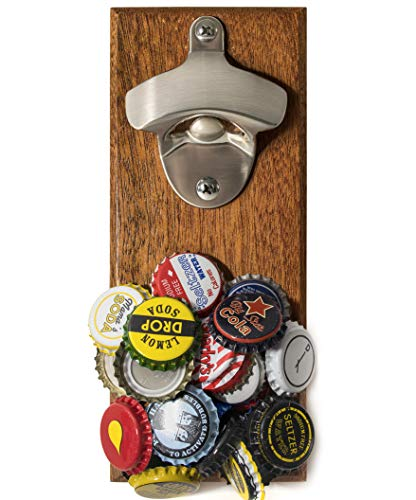 A magnetic bottle opener is a useful gift for practical dads