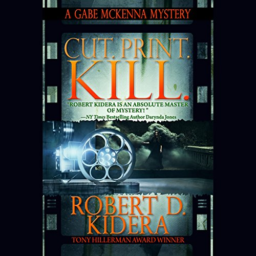 Cut. Print. Kill. audiobook cover art