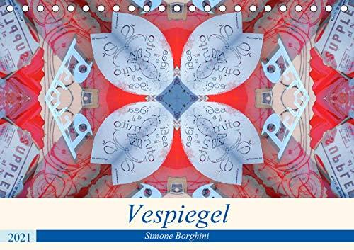 Vespiegel (Tischkalender 2021 DIN A5 quer)
