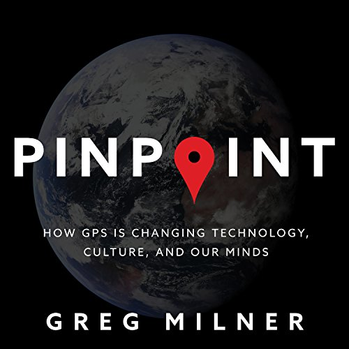 Pinpoint audiobook cover art
