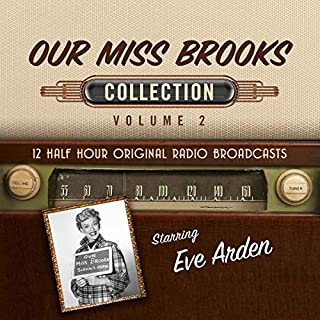 Our Miss Brooks, Collection 2 audiobook cover art