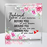 WaaHome High School College Graduation Gifts for Her Him Seniors, Keepsake and Paperweight, Inspirational Motivational Gifts Spiritual Gifts for Women Men Girls Daughter Son