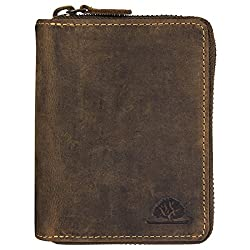Green Burry RV Composite Exchange 2tlg. Leather Vintage Brown