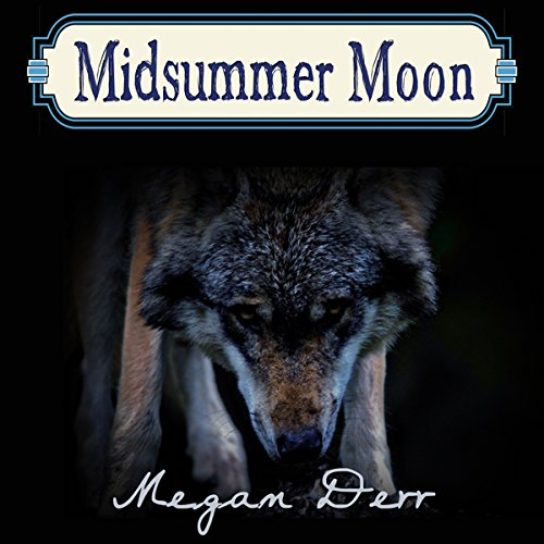 Midsummer's Moon audiobook cover art