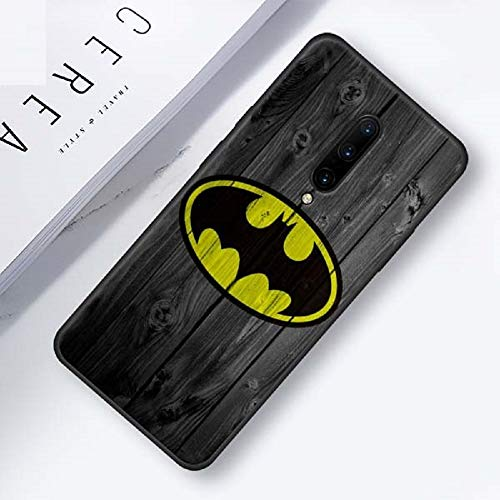 Phone Case Batman Black Soft for Oneplus 7 7 Pro 6 6T Silicone Phone (2, 7Pro)