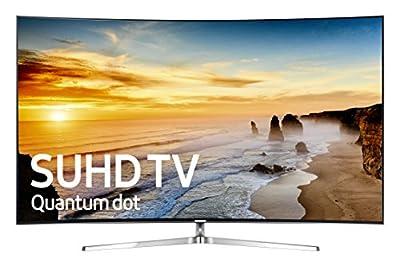 Samsung Curved 55-Inch 4K Ultra HD Smart LED TV7