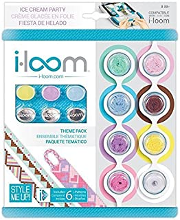 Style Me Up! i-Loom - Ice Cream Party! Kids Art Crafts