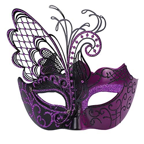 Masquerade Mask for Women Venetian...