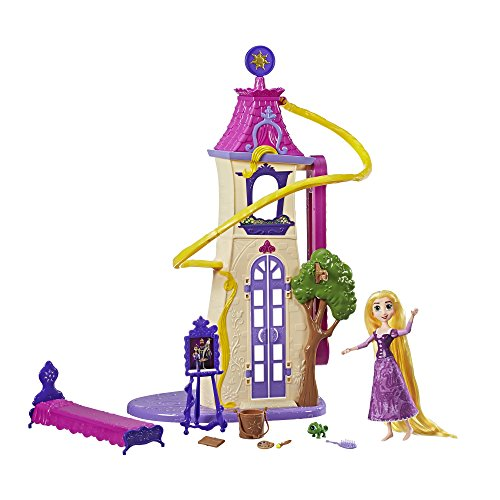 Disney Tangled The Series Swinging Locks Castle