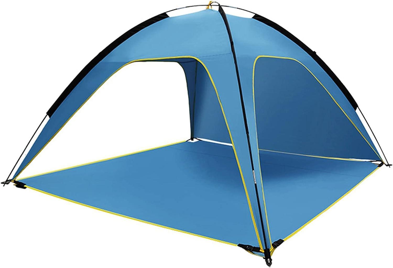 Beach Max Minneapolis Mall 83% OFF Tent Sun Shade Shelter Sunscreen Polyester Quick Rainproof