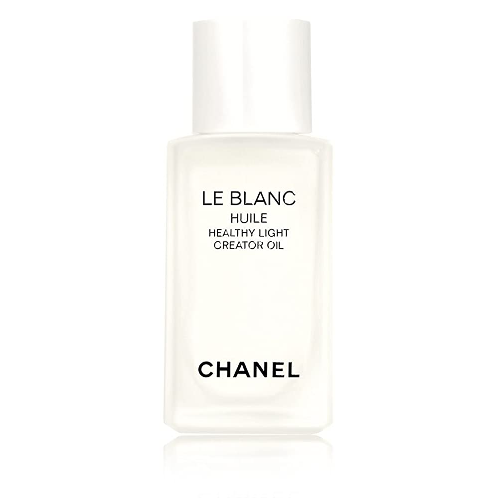 テーブル包囲楽しいCHANEL(シャネル) LE BLANC HUILE ル ブラン ユイル 50mL