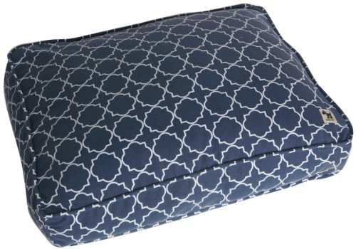 Molly Mutt Medium Large Dog Bed Cover - Med Dog Bed Cover - Dog Calming Bed - Puppy Bed - Medium Pet Bed - Large Dog Bed Cover - Washable Dogs Bed Cover - Pet Bed with Removable Cover - Dog Bed Covers, Model Number: dd35b