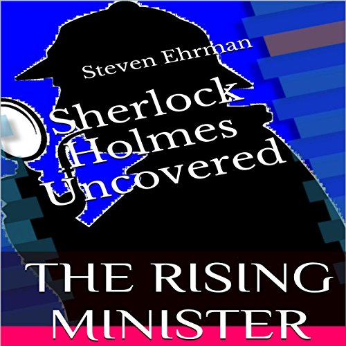 The Rising Minister audiobook cover art