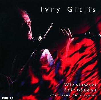Gitlis - Concertos De Paganini