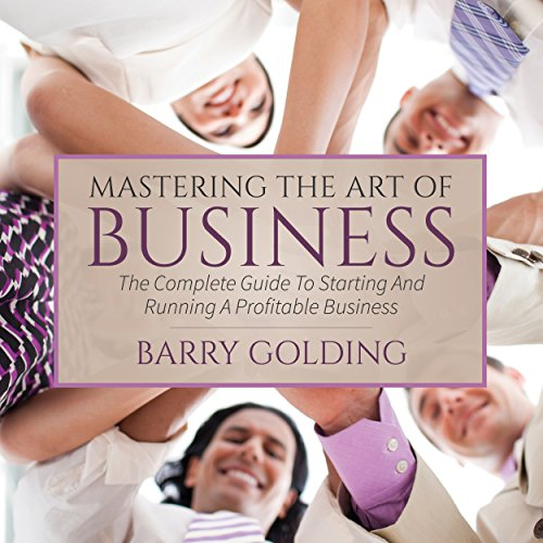 Mastering the Art of Business  By  cover art
