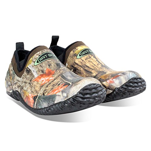 Dirt Boot Neoprene CARP Fishing Waterproof BIVVY Slippers/Shoes CAMO (UK Size 6 EU(39))