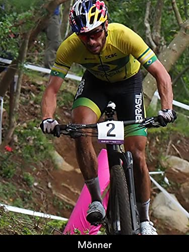 Mountainbike: Olympische Spiele in Tokio (JPN)