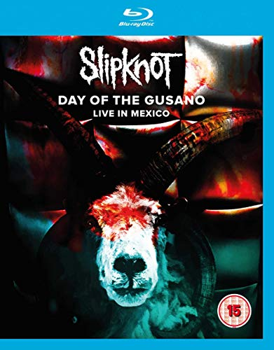 Day Of The Gusano: Live In Mexico [Blu-ray]