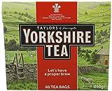 Yorkshire Tea Te Negro Yorkshire Tea En Bolsitas 250 g