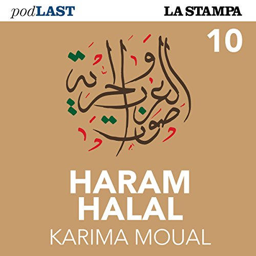 La partita di Afrin (Haram Halal 10) copertina
