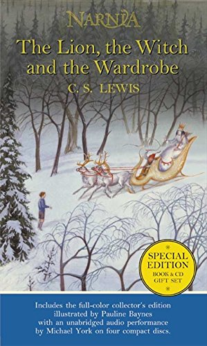 The Lion, the Witch and the Wardrobe: Book and CD Boxed Set (The Chronicles of Narnia, Band 2)