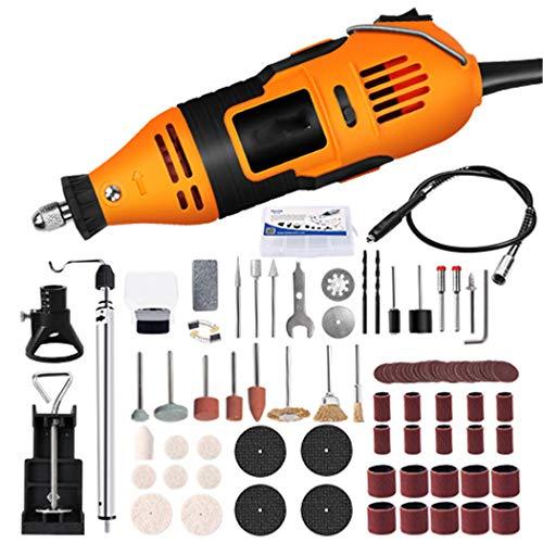 Perceuse électrique meuleuse stylo de gravure Mini perceuse outil rotatif électrique accessoires de rectifieuse outil électrique SET3