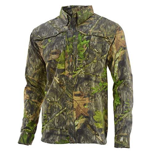 Nomad NWFT Woven Shirt LS Mossy Oak Obsession, 2X-Large-Large