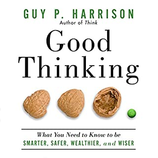 Good Thinking audiobook cover art