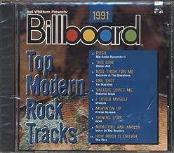 Billboard Top Modern Rock Tracks 1991